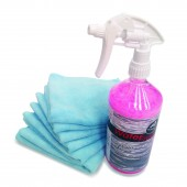 WaterFREE Dry Wash Cleaning Pack